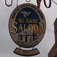 Photo taken at No Name Saloon by John G. on 3/25/2012