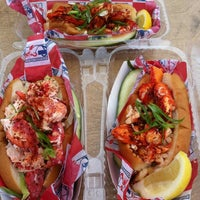Photo taken at Red Hook Lobster Pound DC by Katrina N. on 5/5/2012