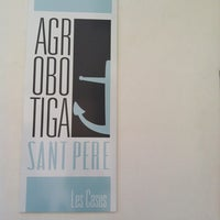 Photo taken at Agrobotiga Sant Pere Les Cases by Artur S. on 8/3/2012