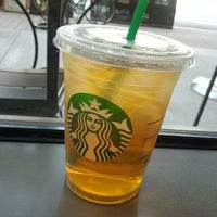 Photo taken at Starbucks by Casey on 3/17/2012