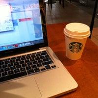 Photo taken at Starbucks by Julian P. on 2/24/2012