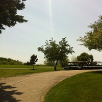 Photo taken at Petrifying Springs Golf Course by T M. on 5/14/2012