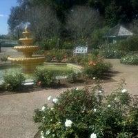 Photo taken at Harry P Leu Gardens by Shonda D. on 2/14/2012
