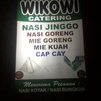 Photo taken at Nasi Jinggo Wikowi Nged by Bambang W. on 7/8/2012