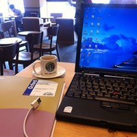 Photo taken at Starbucks by Soyoun W. on 5/23/2012