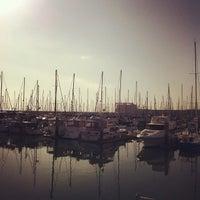 Photo taken at Spinnaker Sailing San Francisco by Jess M. on 3/12/2012