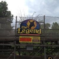 Снимок сделан в The Legend пользователем Robert Z. 6/2/2012