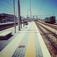 Photo taken at Stazione Falconara Marittima by faerie_eriu on 7/3/2012