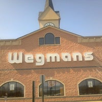 Photo taken at Wegmans by Mark O. on 3/18/2012