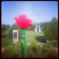 Photo taken at Reiman Gardens by Chris L. on 5/14/2012