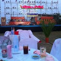 Photo taken at วัดเจติยาราม by Nu N. on 3/25/2012