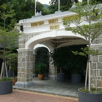 Photo taken at Penang Hill Railway Lower Station by Baddley A. on 4/29/2012