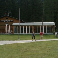 Das Foto wurde bei Restaurant Platzl am See in Antholz von Giancarlo M. am 8/14/2012 aufgenommen