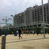 Photo taken at Brooklyn Bridge Park - Pier 6 by Carlo C. on 6/30/2012