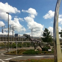 Photo taken at Futagawa Station by 健之 石. on 8/19/2012