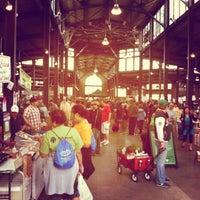 Photo taken at Eastern Market by Scott S. on 5/20/2012