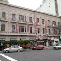 Photo taken at Hotel de los Congresos by Rodolfo R. on 8/21/2012