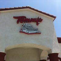 Photo taken at Original Tommy's Hamburgers by Andrea P. on 5/31/2012