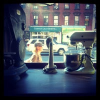 Photo taken at South Brooklyn Pizza by Christopher on 4/6/2012