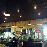 Photo taken at Shoreline Brewery by Aimee on 4/27/2012