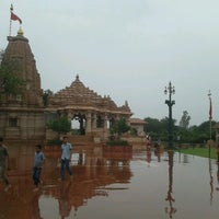 Photo taken at koteshwar temple by darshit m. on 8/12/2012
