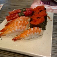 Photo taken at Ye's Sushi by TheBouldRant B. on 7/8/2012