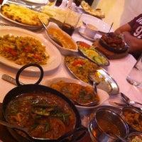 Photo taken at Saffron Restaurant by Hervé C. on 3/7/2012