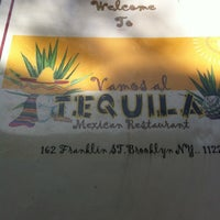 Photo taken at Vamos Al Tequila by Anne Marie B. on 4/14/2012