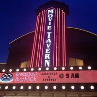 Photo taken at Movie Tavern by Vernita J. on 7/4/2012