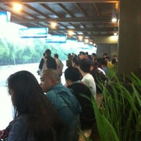 Photo taken at TriNoMa Transport Terminal by Ricardo S. on 8/7/2012