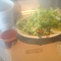 Photo taken at Chipotle Mexican Grill by Roger M. on 9/5/2012