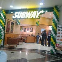 Photo taken at Subway Shopping by Thierry R. on 7/26/2012