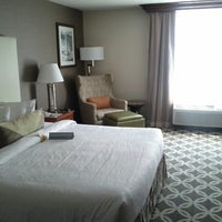 Photo taken at Hilton Garden Inn Washington DC Downtown by Markus on 6/28/2012