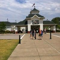 Foto tomada en Oklahoma Aquarium por Blair C. el 7/7/2012