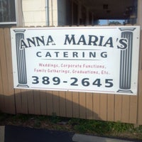 Photo taken at Anna Maria's Pizza by Megan E. on 6/26/2012