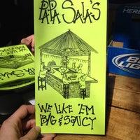 Photo taken at Papa Saia's by Airren on 3/10/2012