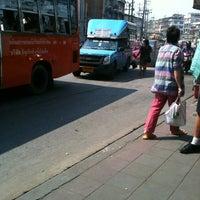 Photo taken at Bang Khun Si Market by Weerapad A. on 3/20/2012