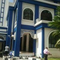 Photo taken at Masjid Jamek IPD Dang Wangi by ridzuan r. on 7/13/2012