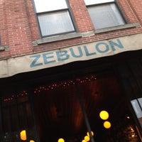 Photo taken at Zebulon by Vasili G. on 7/28/2012