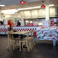 Photo taken at Five Guys by Mayomus Maximus on 7/16/2012