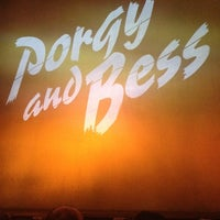 Photo taken at Porgy & Bess on Broadway by Colleen F. on 3/6/2012