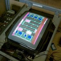 Photo taken at Blairally Vintage Arcade by Chris E. on 2/2/2012