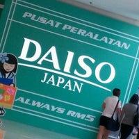 Photo taken at Daiso by Faizal Fakaruddin A. on 3/10/2012