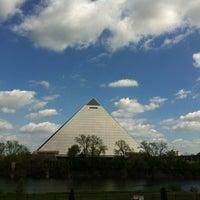 Photo taken at Pyramid Arena by Austen O. on 3/25/2012