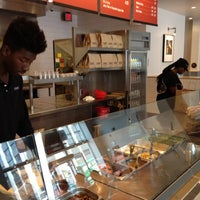 Photo taken at Chipotle Mexican Grill by Peter T. on 8/21/2012