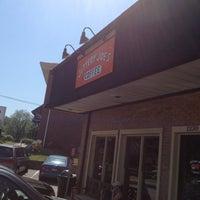 Photo taken at Jittery Joe's by Timothy H. on 4/29/2012