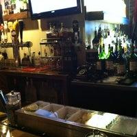 Photo taken at Fleet Street Pub by Derrick R. on 3/11/2012