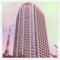 Photo taken at The Prince Park Tower Tokyo by まっくす on 4/25/2012