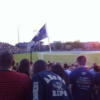 Photo taken at FirstEnergy Stadium - Cub Cadet Field by Marshal A. on 8/24/2012