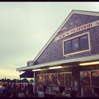 Photo taken at Mac's Seafood Wellfleet Pier by Alexander H. on 8/7/2012